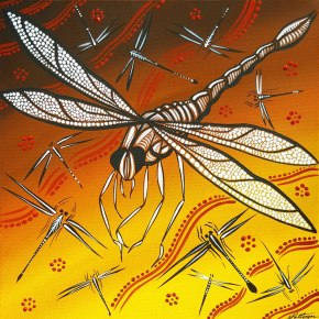Australian Aboriginal art resists and resists