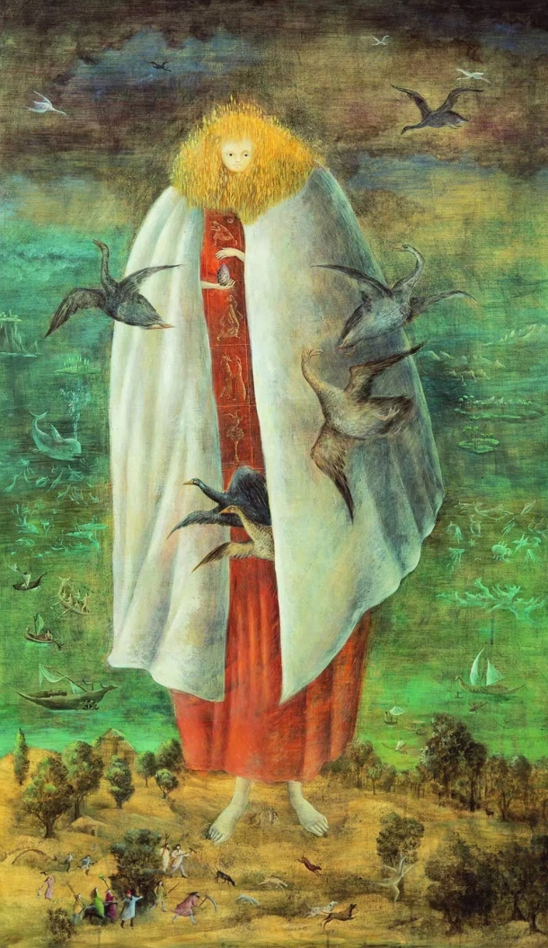 Leonora-Carrington-La-giganta-1947