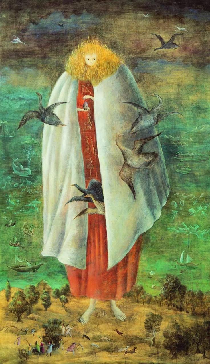 Leonora-Carrington-La-giganta-1947